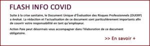 action paie flash info covid document unique evaluation risques professionnels