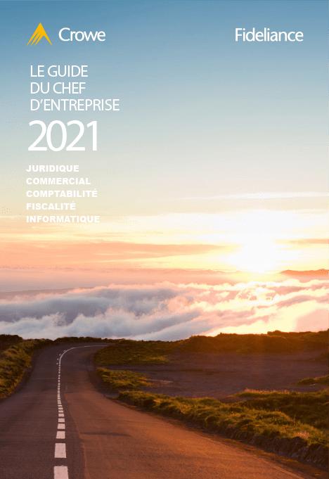 guide du chef d'entreprise 2021